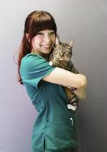 Veterinary Assistant - Rhiannon